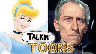 Cinderella Commands the Death Star! (Talkin