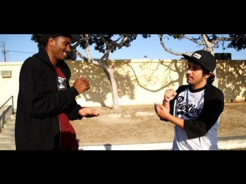 FILMER MANNIE VS. DAVONTE JOLLY - S.K.A.T.E.