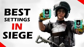The Best Settings to Get Diamond for Rainbow Six Siege (All Platforms)
