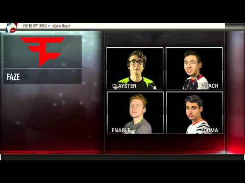 Gfinity Bracket Show - Groups (eSports Report - July 30th 2015)