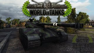 World of Tanks - Bat.-Chatillon 25t - 10k Damage - 3 Kills - Heartbreak [Replay|HD]