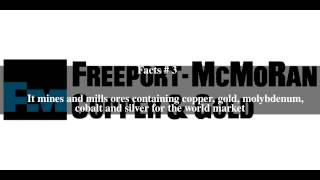 Freeport-McMoRan Top # 5 Facts