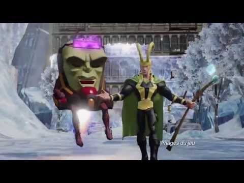Disney Infinity 2.0 : Marvel Super Heroes – Jeu PC – Pack Aventure et figurines