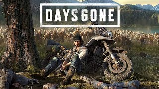 DAYS GONE All Cutscenes (Game Movie) 【Full Game / 1080p HD】
