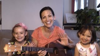 Music for Kids - The Sun Is Shining On Me Today - Sing with Suzi Season 1 - Ep. #9