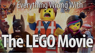 Everything Wrong With The Lego Movie