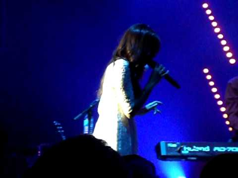 Christina Perri - The Lonely Live @Shepherd's Bush Empire 18.01.2012