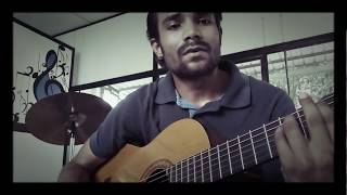 /Tujhe na dekhoo to chain mujhe aata nhi hai ..cover by pushkar singh