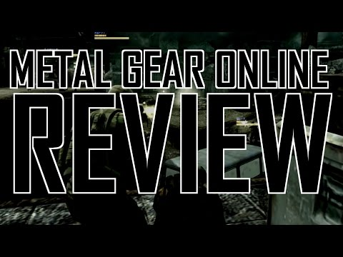 Metal Gear Online review