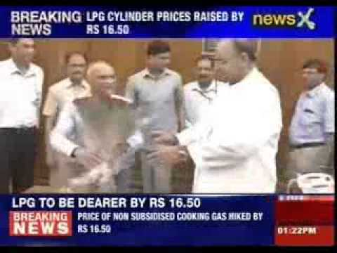 LPG cylinder prices raised by Rs 16.50