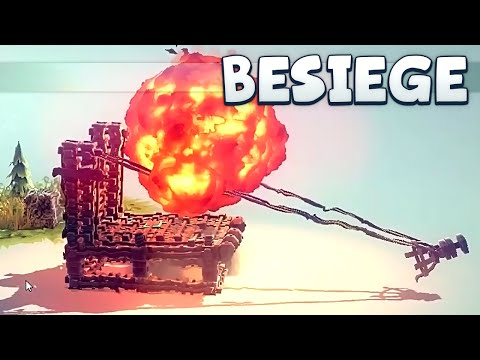 Besiege - Crapapult video