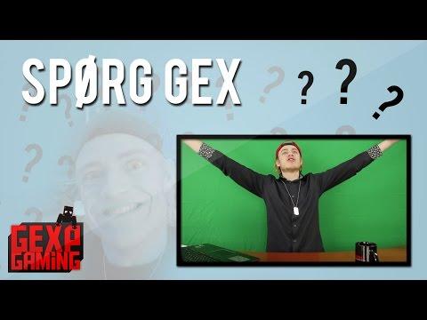 Spør Gex #6 - Onani ? video