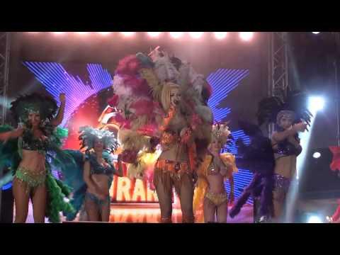 Andreea Balan – Carnaval Show – Concert Antena1 – 29.11.13