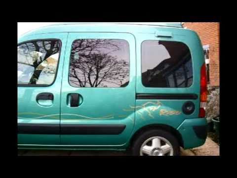 Kangoo Roo campervan review