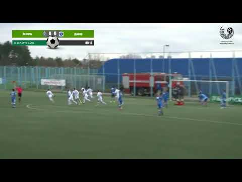 Победный гол Антона Бубнова в ворота «Днепра»