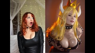The hottest bowsette cosplays on the internet