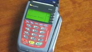 PESI Credit Card Machine
