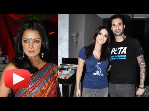 Sunny Leone Thrown Out Of House | Celina Jaitley REACTS