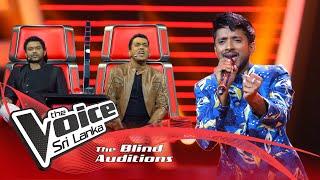 Sulochana Anton - Pandama Blind Auditions | The Voice Sri Lanka