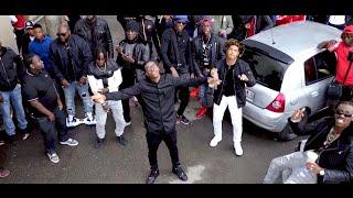 CHEU-B - PESOS ft 13BLOCK (Prod by Bugatti Beatz) - #WTSkL