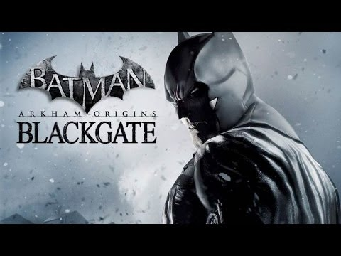 CGR Undertow - BATMAN: ARKHAM ORIGINS BLACKGATE review for Nintendo 3DS
