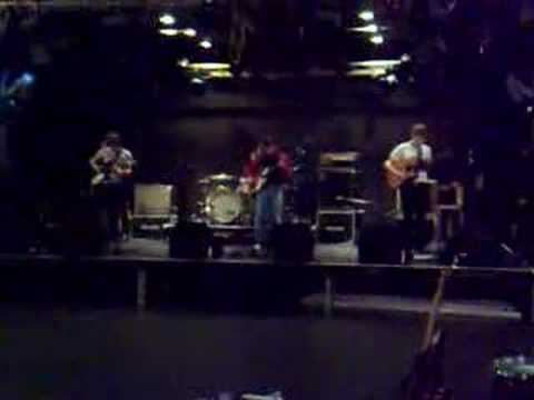 Mighty Milburn - Soundcheck - The Genius and the Tramp