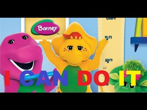Barney - I Can Do It video