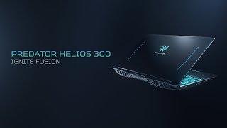2019 Helios 300 Gaming Laptop – Ignite Fusion   Predator