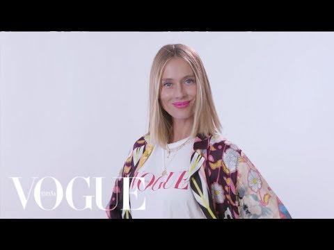 La modelo más sonriente de la moda española, Vanesa Lorenzo