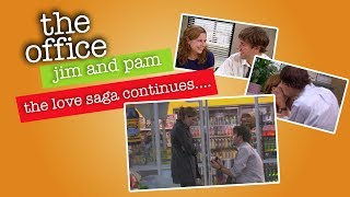 Jim and Pam: Love At First Sight Part 3  - The Office US