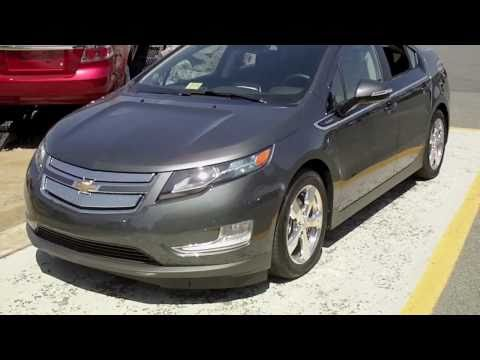 Chevrolet Volt Review - Long Distance Trip