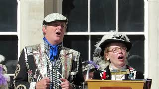 Pearly Kings & Queens Singalong - Costermongers Harvest 2018