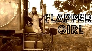 1920's Flapper Girl Halloween Costume | Quick & Affordable!