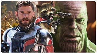Avengers 4 Endgame, Terminator 6 Dark Fate, Avatar 2, Guardians of the Galaxy 3 - MOVIE NEWS