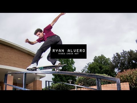 Video Check Out: Ryan Alvero
