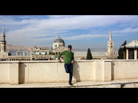 Radio Fann Syria مقابلة  مامون الخطيب مع