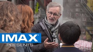 IMAX® Presents: Steven Spielberg & Ready Player One