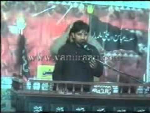 Zakir Iqbal Shah Bajar ( 1st Muharram 2011 )( Muzafar Pur Sialkot ).mp4