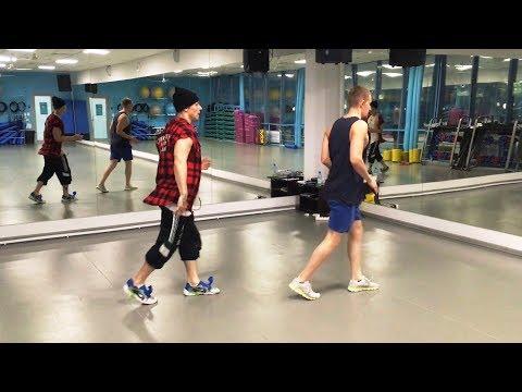 Tim3bomb feat. Tim Schou - Magic - официальный танец (dance)