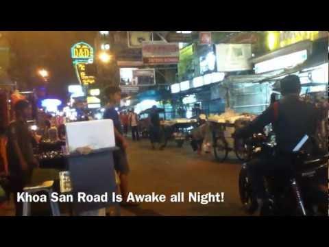 03 Khao San Road, Bangkok, Thailand