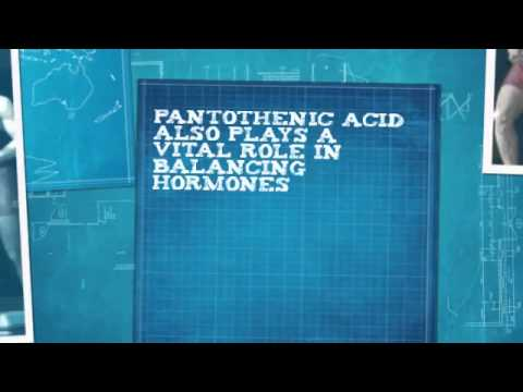 Pantothenic Acid Acne