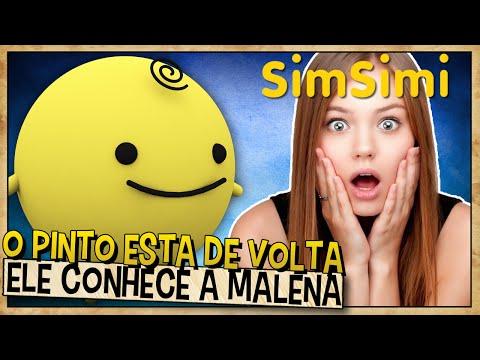 O Pinto Voltou, Ele Conhece A Malena! +16 Sim Simi video