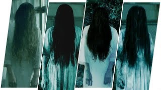The Ring Evolution in Movies  TV. Sadako  Samara