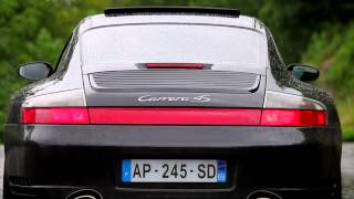 Garage N°1 Essais Porsche 996 4s
