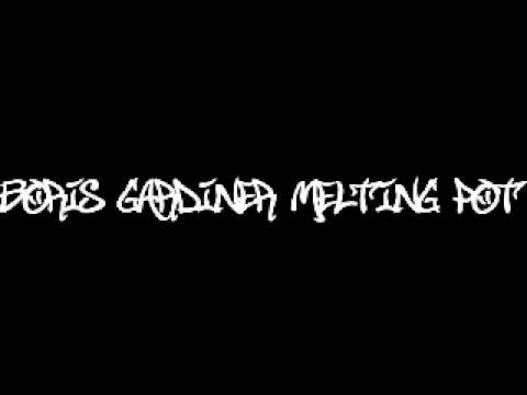 Boris Gardiner - Melting Pot