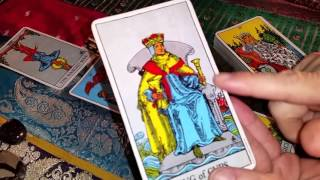 TAURUS TAROT READING MARCH MID MONTH 14 - 31 2016
