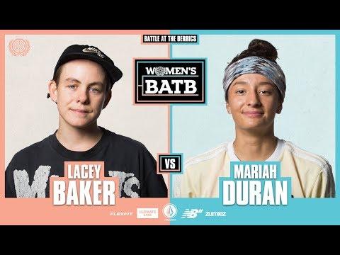 WBATB | Lacey Baker vs. Mariah Duran - Round 1