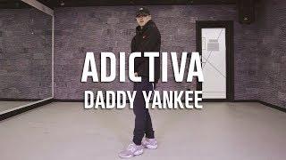 Daddy Yankee Adictiva Jongho Park Choreography