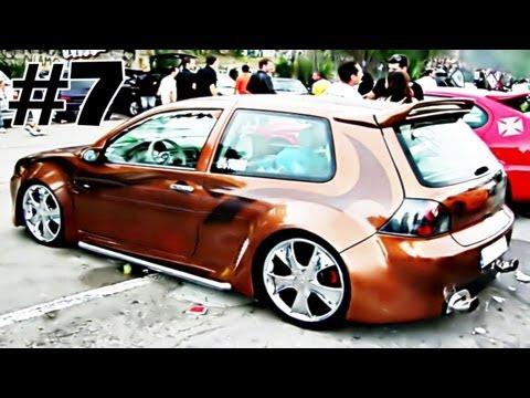 Carros Tunados 2013 #7, Tuning, Equipados, Rebaixados, Socados e Som Automotivo