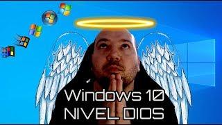 WINDOWS 10 a NIVEL DIOS -      😇😇         -Guia de optimizacion